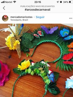 Tiara Moana Costume Diy, Costume Carnaval, Diy Costumes, Cat Ears Headband, Diy Headband, Unicorn Birthday Parties, Birthday Party Themes, Elf Cosplay, Diy Crown