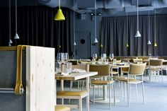 Restaurant La Parilla, Uppsala   Massproductions AB
