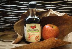 Sirop de pomme ChantepoM du Verger Lamarche