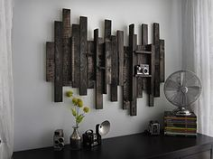 8 Awesome and Creative DIY Projects For Decorative Walls 3