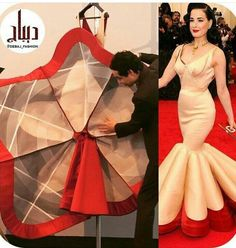 Forros y varillas This looks like it was inspired from Charles James clover dress - Salvabranizac posen showing the understructure, dress heavily ïnfluenced by charles jamesImage gallery – Page 266767977913266884 – Artofit Fashion Sewing, Diy Fashion, Gypsy Fashion, Ideias Fashion, Fashion Show, Sewing Clothes, Diy Clothes, Couture Sewing Techniques, Pola Rok
