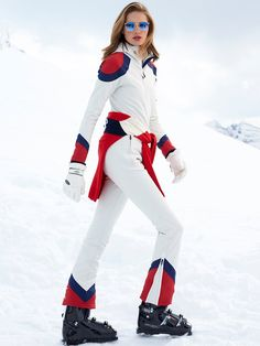 ski suits - Gorsuchski suits - GorsuchGet-A-Grip Advanced Due North Snow & Ice CleatsGet-A-Grip Advanced Due North Snow & Ice CleatsLimango Alpina Ski/ Snowboardhelm Jump Alpina Ski/ Snowboardhelm Jump suits - Gorsuch ski Ski Fashion, Sport Fashion, Daily Fashion, Winter Fashion, Fashion Women, Suits For Women, Clothes For Women, Ski Clothes, Apres Ski Outfits