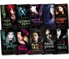 The Morganville Vampire series: Rachel Caine
