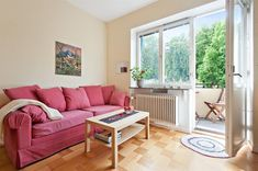3-room apartment with balcony in Södermalm