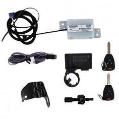 MOPAR Remote Start Kit - Same as Production - 82213625-M