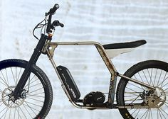 HopMod Electric Bike Frame Kickstarter mounting options complete bike Source by New Electric Bike, Best Electric Bikes, Electric Mountain Bike, Eletric Bike, Velo Retro, Motorised Bike, Scooter Bike, Retro Motorcycle, Motorized Bicycle