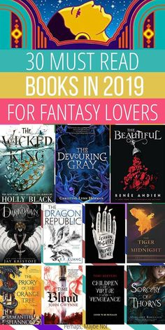 Exciting New Fantasy Books to Read in 2019 In need of a new fantasy book? Check out this list of new books this year.In need of a new fantasy book? Check out this list of new books this year. Ya Books, Book Club Books, I Love Books, Book Nerd, Book Lists, Good Books, Best Sci Fi Books, Reading Lists, Comic Books
