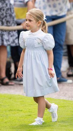 sofiacarlphilipochalexavsverige: Princess Estelle, July 14, 2016