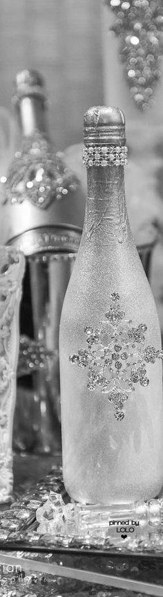 Bling bottles | House of Beccaria~