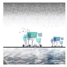 Grey break #architecture  #artrules#illustrator #illustration #illusion#dreamer #dream #photo#photography #photoshop #open #gallery #scene… Art Rules, Open Gallery, Architecture Drawings, The Dreamers, Illusions, Illustrator, Photoshop, Scene, Concept
