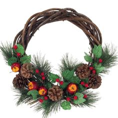 trioart.sk | Veniec vianočný prúte. (Výpredaj – vianoce (až – 75%), Vianočné dekorácie ( – 50%))