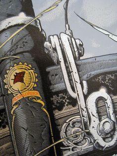 Horkey Tallow Detail | Flickr - Photo Sharing!