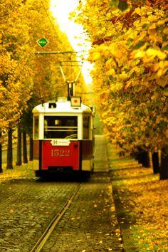Prague's Autumn, Czech Republic. #AWomansPragueative #OPIEuroCentrale