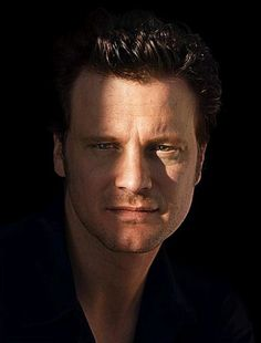 Colin Firth - My absolute favourite English gentleman.