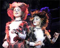costumes inspired by Cats