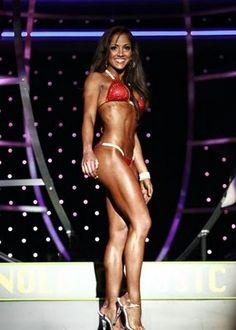 IFBB Bikini Pro Nicole Nagrani