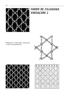 Fondo filigrana variación 1 Crochet Books, Crochet Lace, Bobbin Lacemaking, Bobbin Lace Patterns, Victorian Lace, Needle Lace, Lace Embroidery, Lace Making, Lace Collar