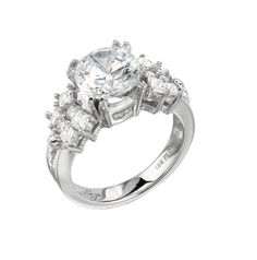 Bergio Bridal Ring: 18 Karat Gold or Platinum with White Round Cut Diamonds - See more at: http://www.bergio.com/collections/bridal-ring-bb1071/#sthash.odx2kdCP.dpuf