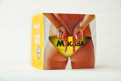 Packaging of the World: Creative Package Design Archive and Gallery: Mikasa Continental Cup Ball (Student Work)