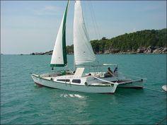 James Wharram Catamarans - Photo Album   James Wharram Designs