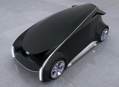 Toyotas car of the future