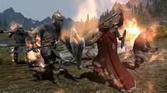 Stormcloak owning imperials
