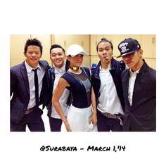 @Agnes Monica private concert @ Surabaya