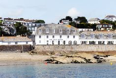 The Idle Rocks hotel - St Mawes - Cornwall - England - United Kingdom - Mr & Mrs Smith Truro, Best Travel Sites, Seaside Towns, Seaside Hotels, Cornwall England, New Property, Parking, Beautiful Hotels, Hotel Spa