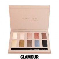 stila in the light eyeshadow palette  $39.00 Ships Free#Birchbox #5Senses