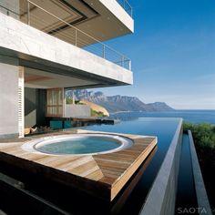 Stunning view & architecture