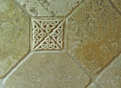 Decorative handmade ceramic tile: How to make your own ceramic tile grout