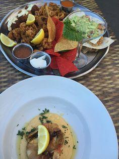 Da séries: revelando segredos de LA, lugares que não estão nos guias de turismo. Curte frutos do mar? Que tal uma tarde das suas férias, saboreando uma deliciosa refeição com uma vista deslumbrante? Confira este link e a note a dica. 🌴✈️✍🏼🍤🍺