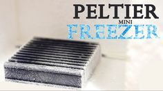 Useful Cooler Box - How to Make a Mini Freezer - YouTube