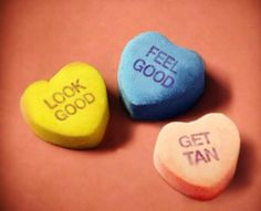 A tanning package is the best gift ever especially at Valentine's Day or any other special day.