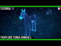 Trapcode Form - Particle Animals | After Effects Tutorial [FR] - YouTube
