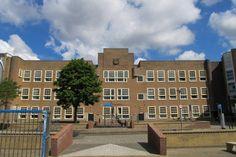 Berlageschool (v.m.) Meerhuizenplein           Wendingen ~ Platform voor de Amsterdamse School
