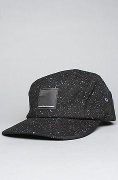 WeSC  The 5-Panel Cap in Black