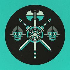 Tim Boelaars #viking #graphic