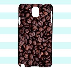 Coffee Pattern Samsung Galaxy Note 3 Case Cover