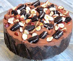 Rezepte mit Herz ♥: Oreo - Nutella - Cheesecake