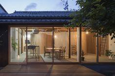 上沢の住居   Tato Architects – タトアーキテクツ / 島田陽建築設計事務所
