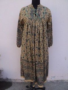 jaipur india  Rayon Crepe Casual Evening Party Wear collar neck Gown Maxi Dress