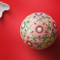 毬玉…手鞠…綺麗…可愛いい…#手鞠