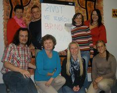 Spokojení účastníci semináře Život ve vlnách, Brno, září 2012 - www.zivotvevlnach.cz
