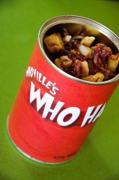 The Grinch's Who Hash Recipe -Momo