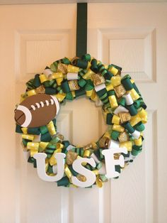 USF Wreath