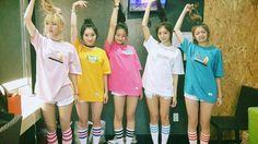 MINX - Yoohyeon + SuA + Siyeon + JiU + Dami