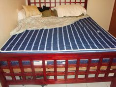FOR SALE: Queen size Bed practically new British Slang, Queen Size Bedding, Free, Furniture, Home Decor, Decoration Home, Room Decor, Home Furnishings, Home Interior Design