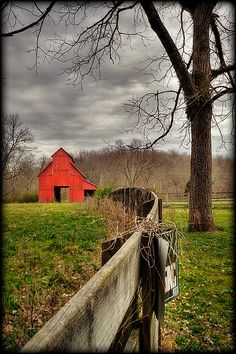 Red barn | Flickr - Photo Sharing!
