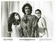 TIM CURRY THE ROCKY HORROR PICTURE SHOW 1975